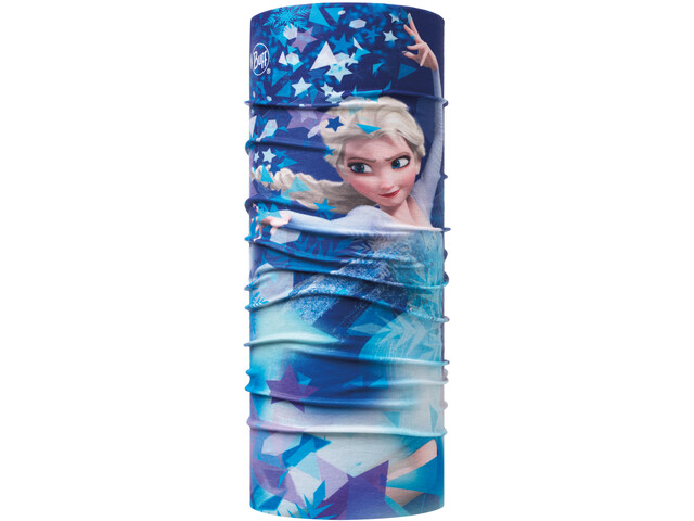 Buff Original Licenses Neck Tube Kinder elsa blue